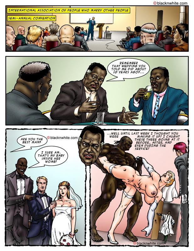 Cuckold cartoons black sex comics interracial toons porn
