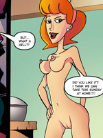 Awesome bdsm comics for adults